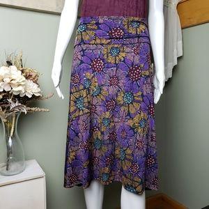 NWT Lularoe Azure Skirt